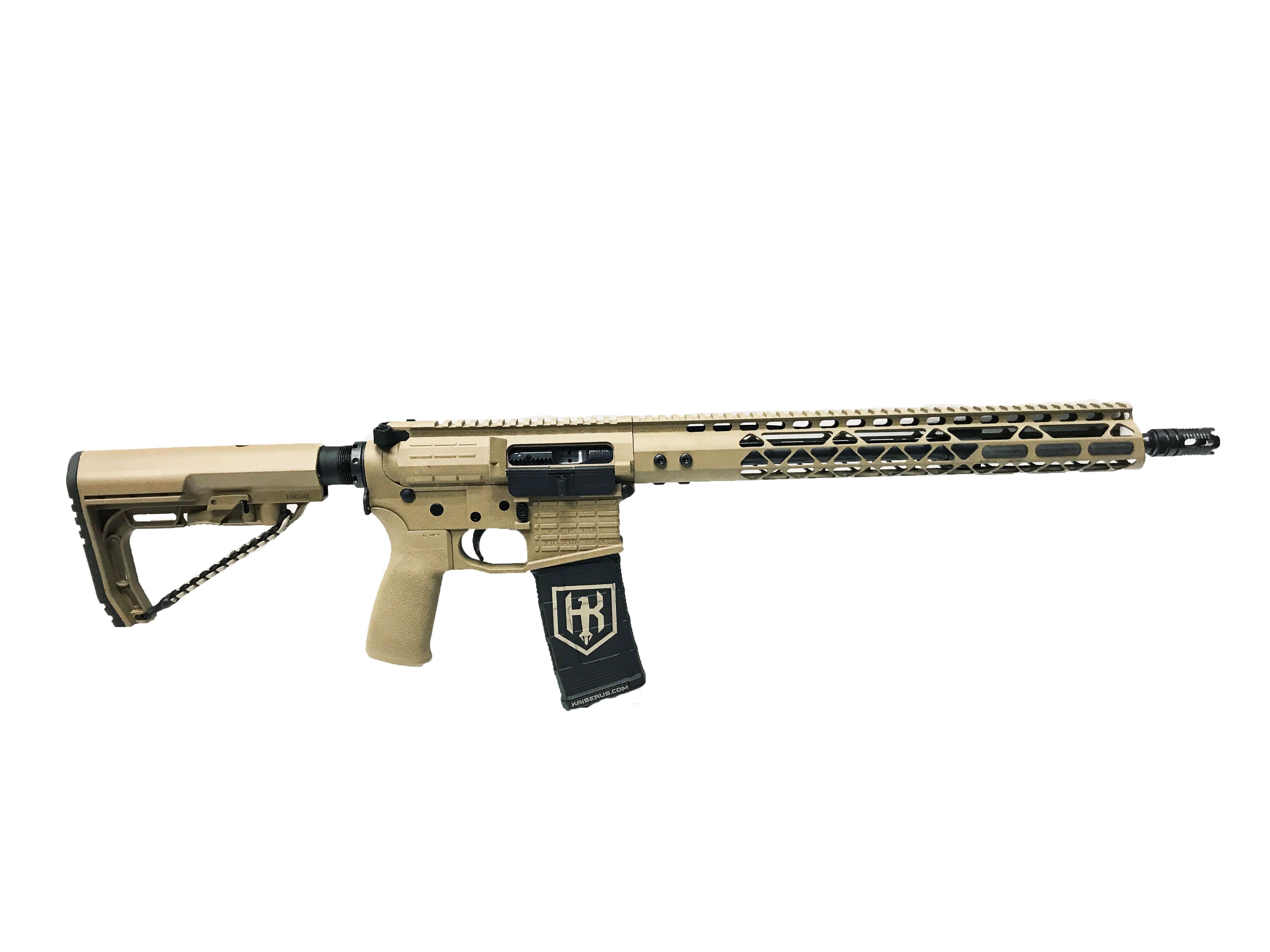 X-7 Monarch AR-15 Rifle Lightweight