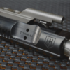 Ultra Light Titanium AR-15 Bolt Carrier Group (BCG) Indestructible Black Nitrate KaiserUS TI-7